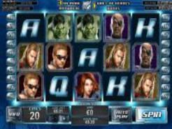 The Avengers Slots (Playtech)
