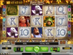 Robin Hood: Shifting Riches Slots